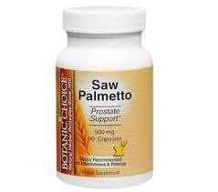 SAW PALMETTO - suplement diety