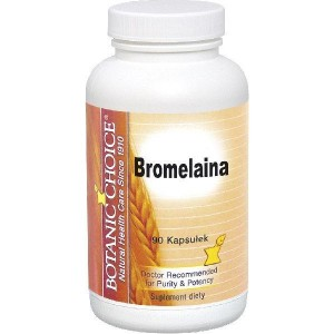 BROMELAINA - suplement diety PROMOCJA